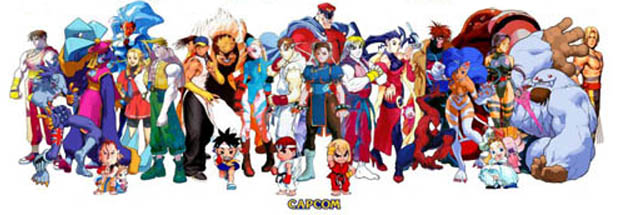 capcom iPhone to Get Ten More Capcom Games This Year