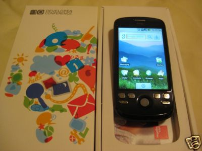 googleio Google I/O Attendees Receive Ion Phone (Special HTC Magic), Immediately List on eBay