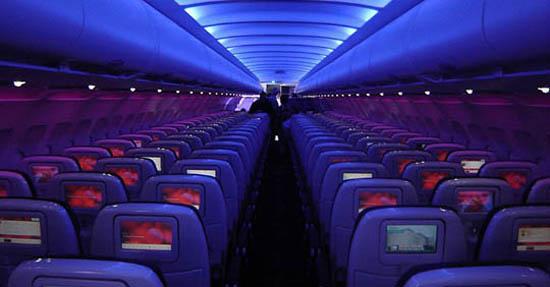 virgin Every Virgin America Plane Will Have In-Flight Wi-Fi