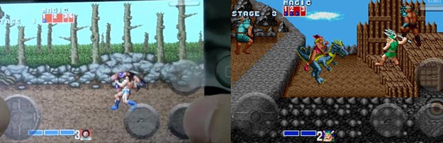 goldenaxe  Original Golden Axe Invades Apple iPhone (and iPod touch)