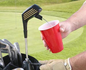 golfdrink Five Gadget Gifts for Fathers Day