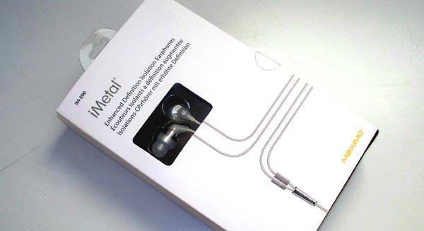 Maximo iMetal iM-590 Earphones