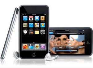 ipodtouch Five Gadget Gifts for Fathers Day