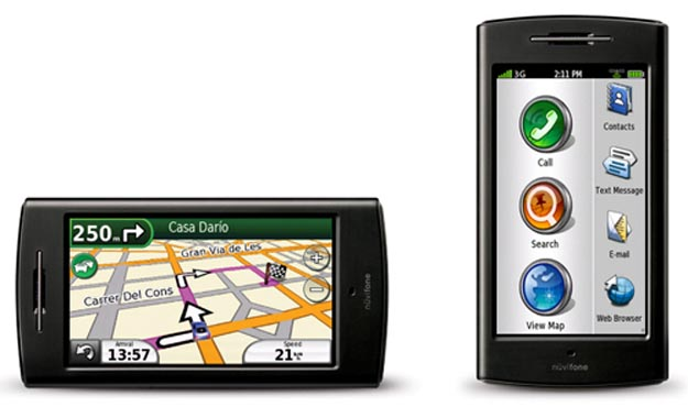 garminasus  About Time! Garmin-Asus Nuvifone Finally Launches