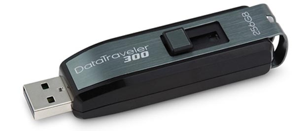 Going Even Bigger with Kingston 256GB USB Flash Drive