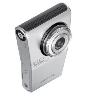 Samsung HMX-U10 Pocket Camcorder