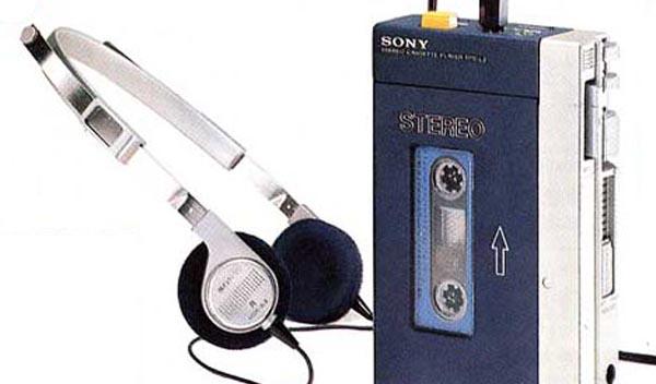 walkman2  Sony Walkman Is 30 Years Old!