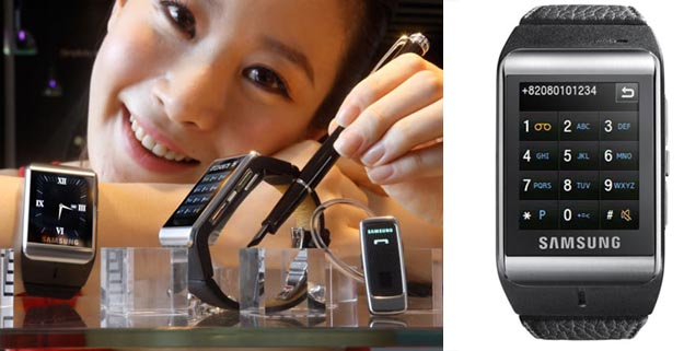 watchphone Samsung S9110 Challenges LG GD910 for Watch Phone Supremacy