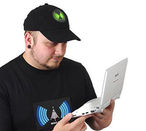 Detecting Wi-Fi Hotspots with Your Head