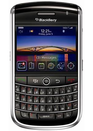 BlackBerry Tour Arrives at Alltel Wireless