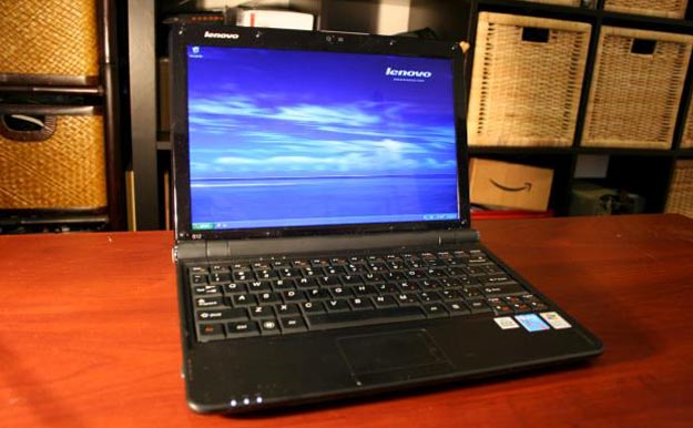 lenovo  VIA Nano-Powered Lenovo IdeaPad S12 Netbook Outperforms Atom