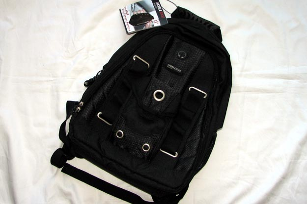 REVIEW - Mobile Edge Ultraportable Backpack for Netbooks