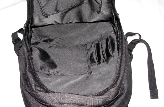 medge-4 REVIEW - Mobile Edge Ultraportable Backpack for Netbooks