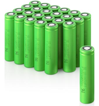 New Sony Batteries Last Longer, Charge Faster