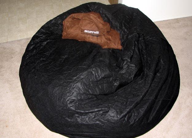 sumosultan-1 REVIEW - Sumo Sultan Bean Bag Chair