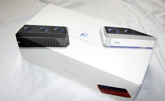 REVIEW - XClio One Notebook Cooler