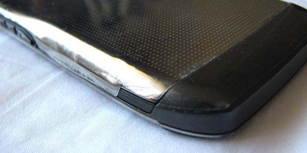 REVIEW - BodyGuardz Clear Skin for Nokia E71