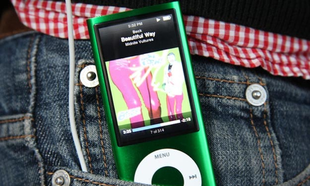 Review of Camera-Equipped Apple iPod nano 5G