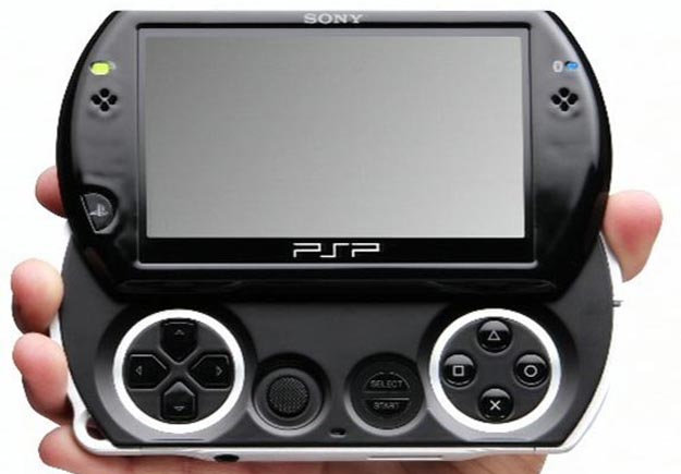 sonyumd No UMD Transfers for Sony PSP Go at Launch