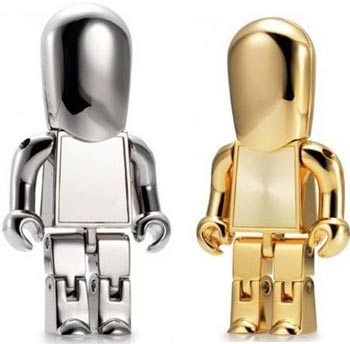 usbman C-3PO Gets Resurrected as USB Flash Drive