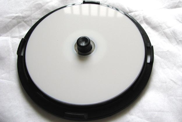 REVIEW - Verbatim AquaAce Glossy White Inkjet-Printable DVD-Rs