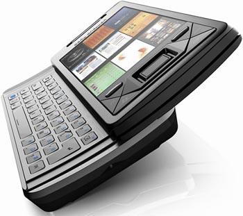 Sony Ericsson XPERIA X1 Get Windows Mobile 6.5
