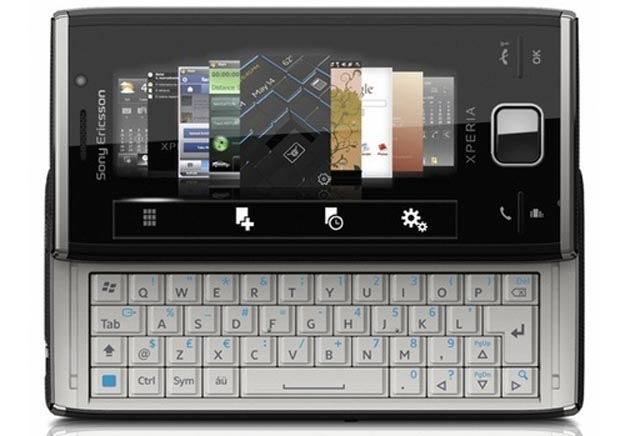 xperia Sony Ericsson XPERIA X2 Smartphone Officially Revealed