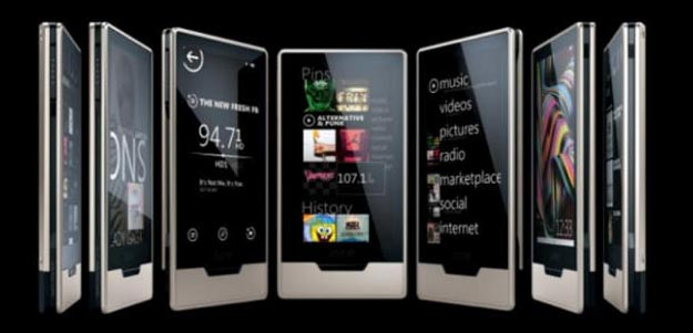 zunehd  Microsoft Zune HD Launches Today (Hitler's Getting One)