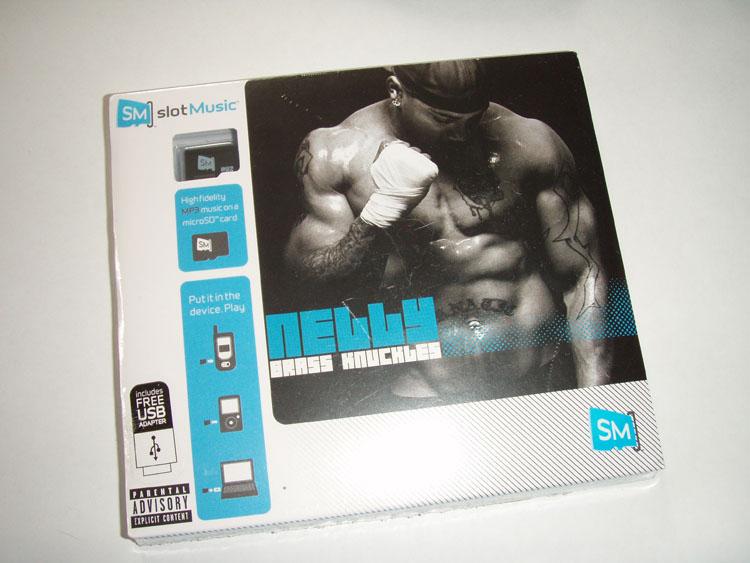 SlotMusicSD microSD makes a play for music - via SanDisk