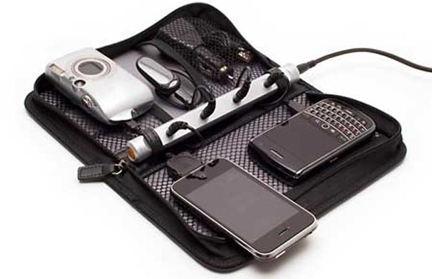 charge4all Charge All Your Gadgets, Keep Them Organized