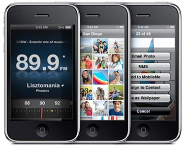 Apple iPhone Hides Ability to Play FM Radio