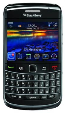 Rogers Wireless Confirms BlackBerry Bold 9700