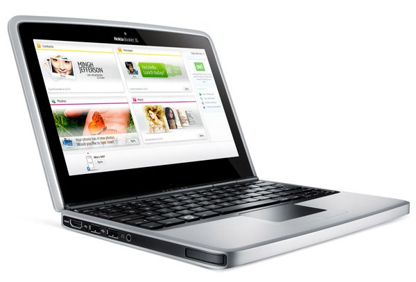 Nokia Booklet 3G Netbook for $299 or $599
