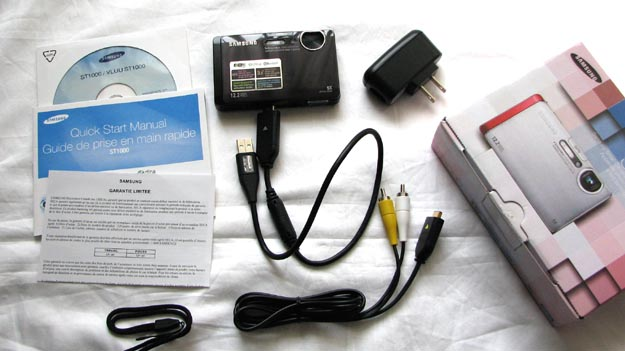 samsungst1000-1 REVIEW  - Samsung ST1000 Digital Camera
