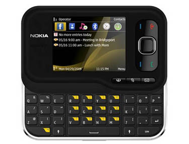 Nokia Surge QWERTY Phone Hits Rogers Wireless