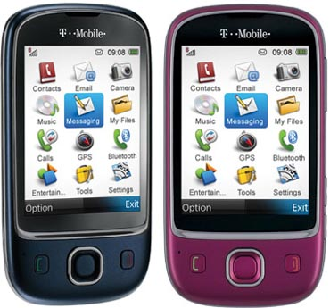 Original HTC Touch Lives Again as T-Mobile Tap?