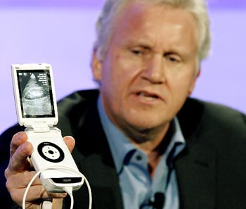 GE Portable Ultrasound Puts Prenatal Babies in Your Hand