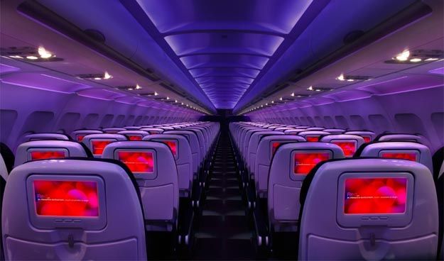 virgin  Virgin America Offers Free In-Flight Wi-Fi