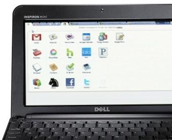 Custom Chrome OS Build for Dell Inspiron Mini Netbooks