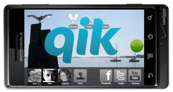droidqik Motorola Droid Does Qik at 720x480 Resolution