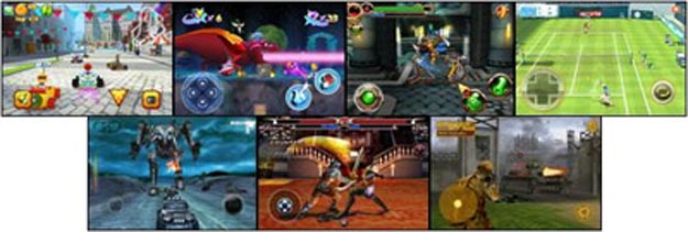 Gameloft Best Selling iPhone Game Sale for 99 Cents