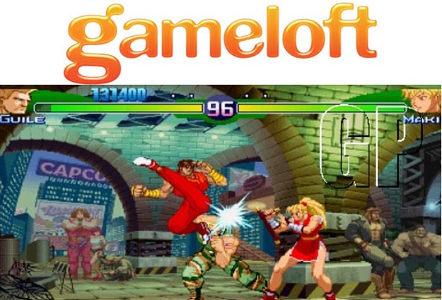 gameloftdeal  Gameloft to Distribute Capcom Mobile Games for Android