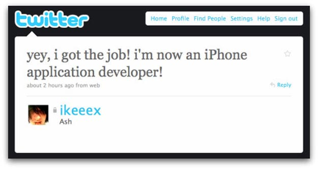 ikeedev  Rick Roll iPhone Worm Developer Lands a Real Job