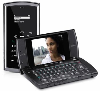 Sanyo Incognito SCP-6760 QWERTY Phone for Sprint