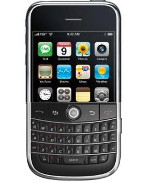 iphonekb   Users of Apple iPhone Still Want Physical Keyboard