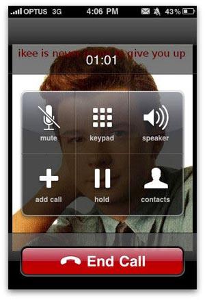 Jailbroken iPhones Get Rick Rolled with Worm