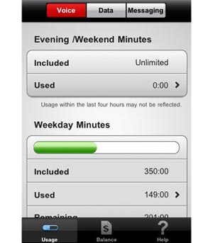 """Free """"My Account"""" iPhone App for Rogers and Fido"""