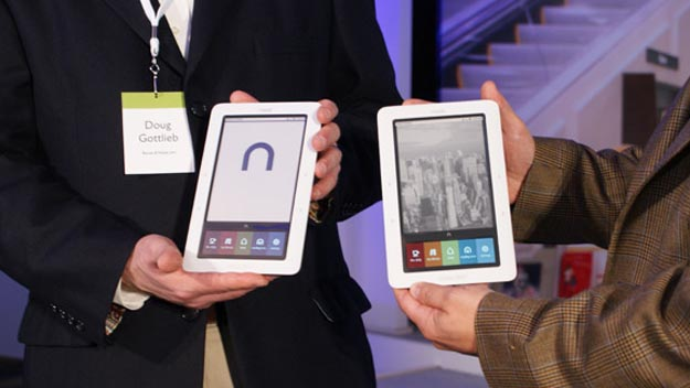 Barnes & Noble Nook More Popular Than Expected