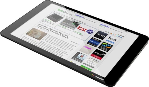 ripcrunchpad  RIP: The CrunchPad Tablet is Dead