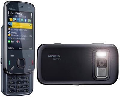 Rogers Wireless Announces Camera-Happy Nokia N86